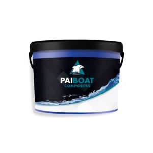 NW 6 medium cutting polishing compound for coloured gelcoat, grp parts, fiberglass - Pai Boat Composites - Pai Cristal