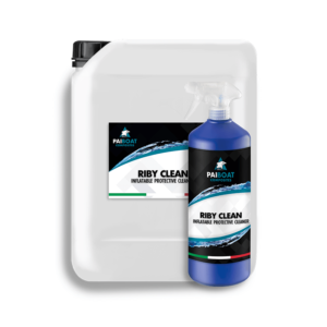 RIBY CLEAN 2in1 Detergent for Ribs and fenders - Pai Boat Composites