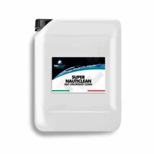 Super-nauticlean detergente concentrato per yacht e barche - Pai Boat Composites