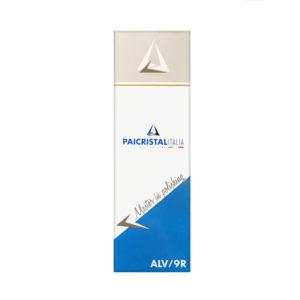 ALV/9R Pasta Abrasiva in Pani per Levigatura Brillantatura Lucidatura Metallo