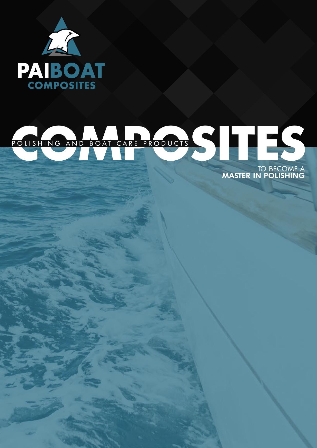 Catalogue Pai Boat Composites - pai cristal
