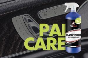 PAI CAR FLASH TOUCH Polish Spray Auto con Igienizzante PAI CARE - Pai Cristal Italia