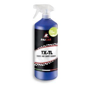 PAI CAR TX-TL - Pulitore Tessuti Auto con igienizzante