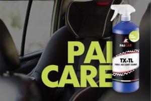 PAI CAR TX-TL Pulitore tessuti Auto con Igienizzante - Pai Car - Pai Cristal Italia