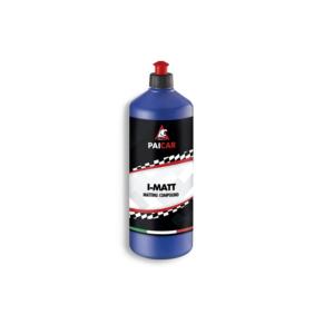 I-MATT pasta opacizzante per preparazione verniciato - PAI CAR - paicar - paicristal
