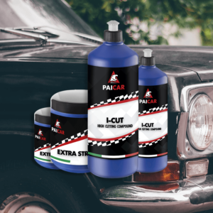 High cutting polishing compound for cars - PAI CAR - pai cristal