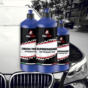 Anti-halo polishing compound for cars - PAI CAR - pai cristal