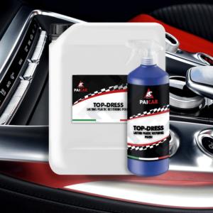 Rinnova plastica detergenti cruscotti per auto - PAI CAR - pai cristal