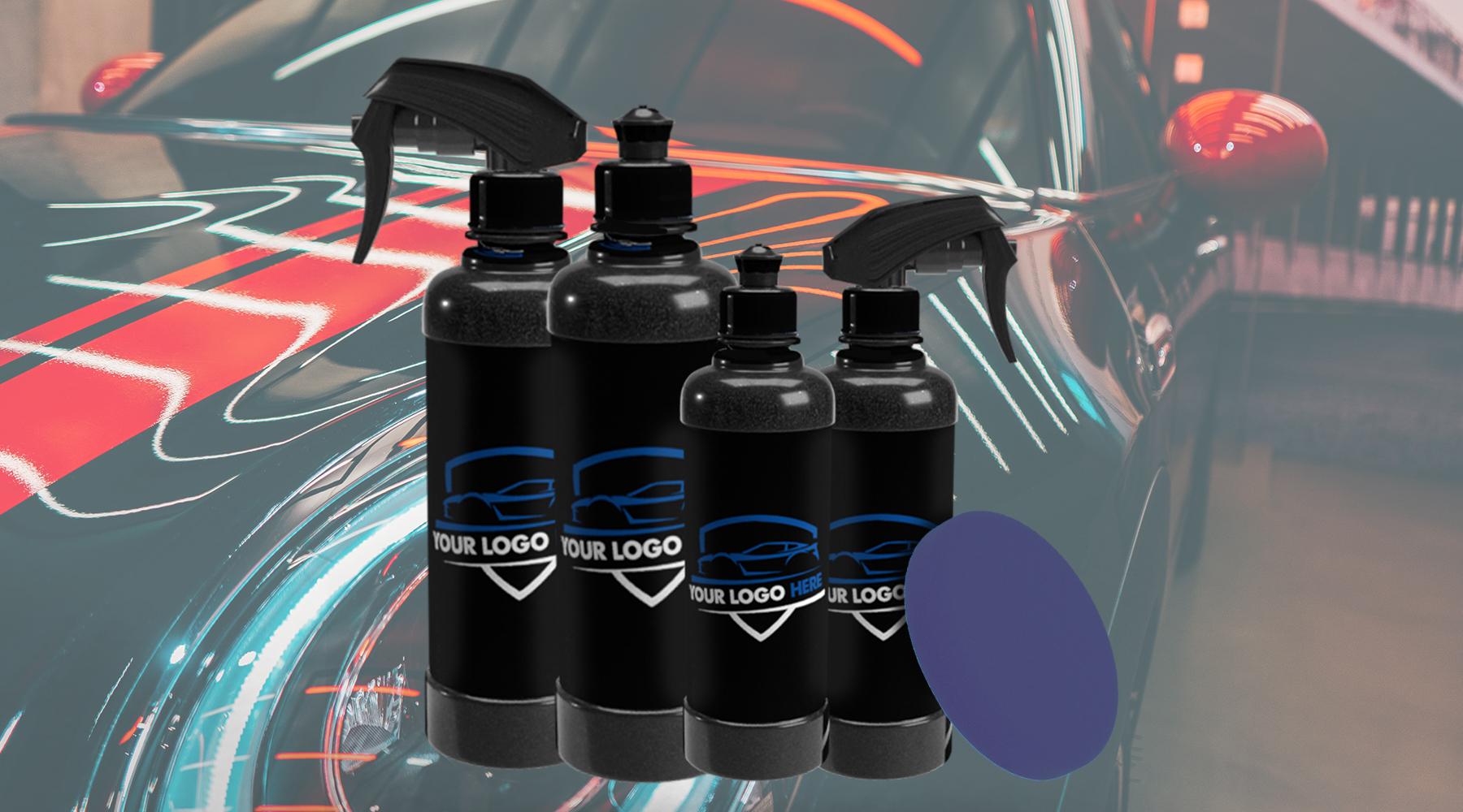Private label paste abrasive e prodotti per la cura dell'auto - pai cristal 04