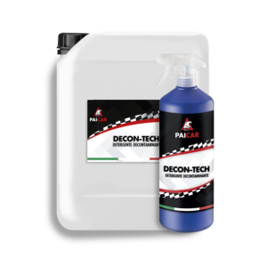 DECON-TECH Detergente decontaminante per auto - PAI CAR - pai cristal
