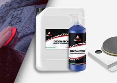 PAICAR_prodotti_decontaminazione_auto_decontaminanti_disco_guanto_per_Decontaminare